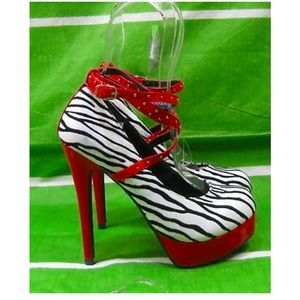 Lady luxe stilettos